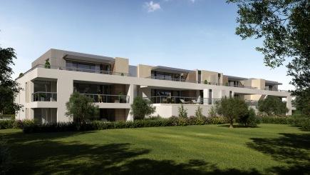 Programme immobilier Le Rodin terrasse